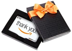 Refer a friend and get an Amazon £50 voucher
