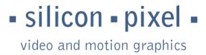 Silicon Pixel Retina Logo